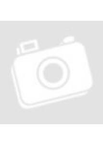 Fóritex magyar gyártású vicces 'fehér kis virágos' feliratú fekete bokazokni